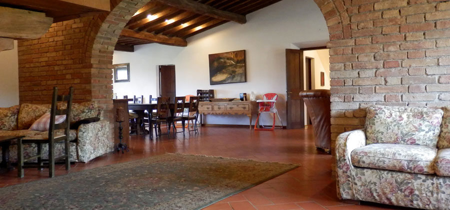 Villa Scopetello Tuscany
